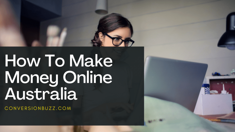 How To Make Money Online Australia: 12 Ways To Do It