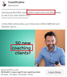 4 Brett McFall Facebook Ad Copywriting Lessons